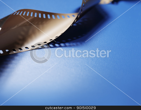 Film stock photo, Film background image with copy space. by Stocksnapper