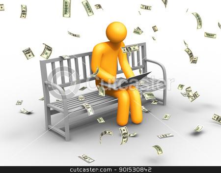 E-commerce stock photo, E-commerce by ayzek