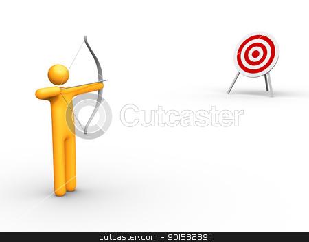 Archery stock photo, Archery. by ayzek