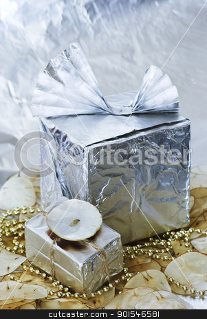christmas gifts stock photo, christmas gifts by Sarka