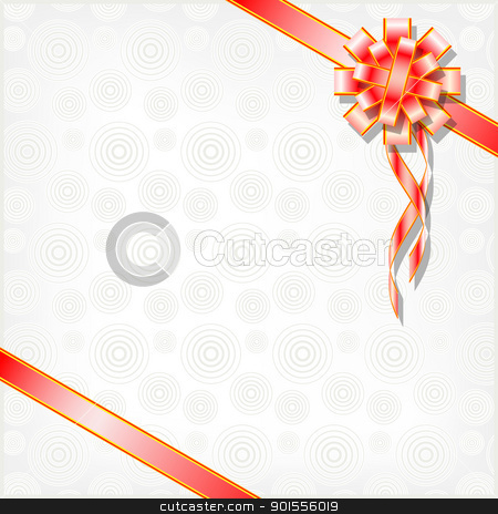 Vector gift card stock photo, Vector gift card. File contains original seamless by Imaster