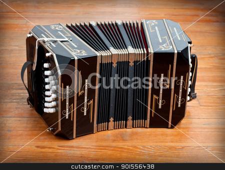 Bandoneon. stock photo, Traditional tango musical instrument, called bandoneon. by Pablo Caridad