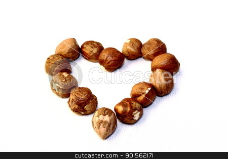 squirrel dream stock photo, these hazelnuts are perfect for a squirrel as well as for a cake by coroiu octavian