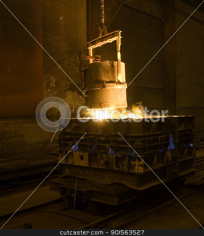 Industry situation stock photo, Industry situation with selective focus by Anne-Louise Quarfoth