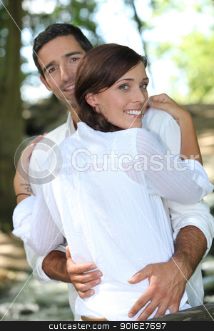 Couple hug stock photo, Couple hug by photography33