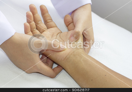 digital pressure hands ,deep fixtion massage  stock photo, digital pressure hands ,deep fixtion massage therapy physiotherapy  by Prakaymas vitchitchalao