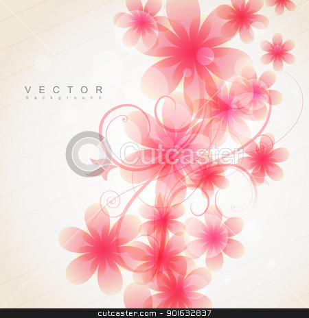 Pink color flower stock vector similar images pink color flower mightylinksfo