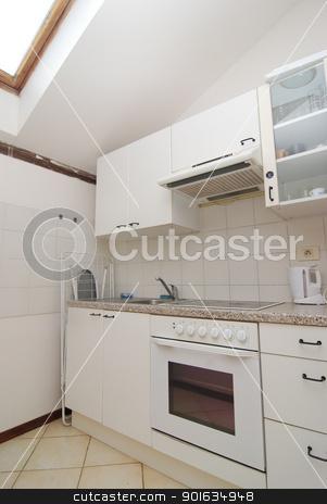 kitchen stock photo, kitchen by Sarka
