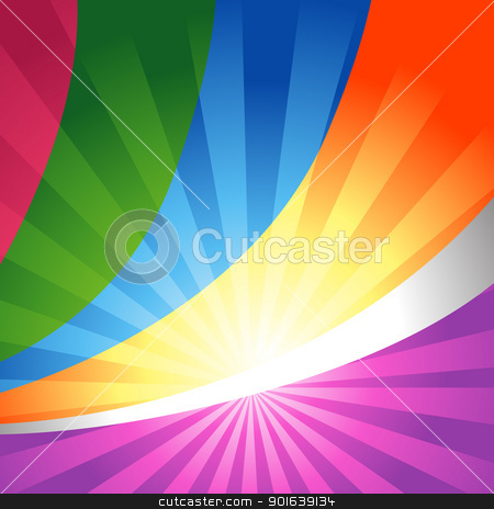 vector colorful background stock vector clipart, vector colorful background design art by pinnacleanimates