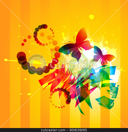 abstract art stock vector clipart, abstract beautiful eps10 vector art  by pinnacleanimates