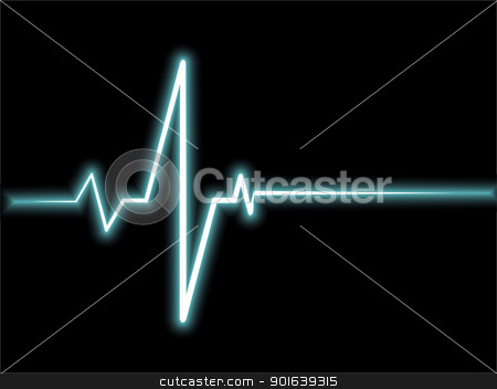 Vector Lifeline stock vector clipart, Lifeline vector art by pinnacleanimates