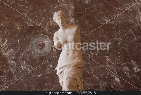 Venus de Milo stock photo, Venus de Milo by bubu45