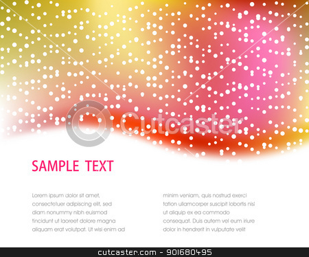 Abstract background stock vector clipart, Abstract vector background. by vtorous