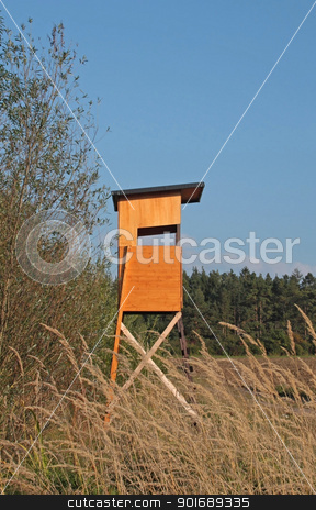 Stand stock photo, This image shows a stand for huntsman by kirschner