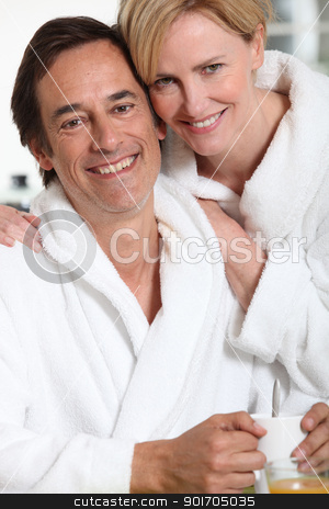 Couple smiling stock photo, Couple smiling by photography33