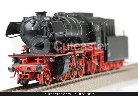 Train models, transport concept stock photo, Train models, transport concept by fikmik