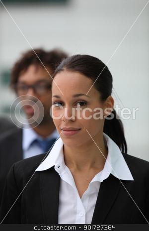Female business executive stock photo, Female business executive by photography33