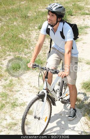 Mountain biking stock photo, Mountain biking by photography33