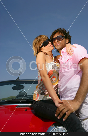 Couple hugging stock photo, Couple hugging by photography33