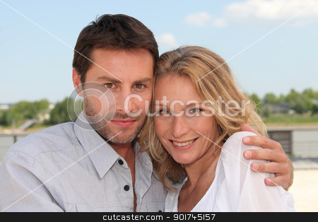 Couple on vacation stock photo, Couple on vacation by photography33