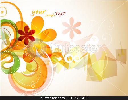 beautiful vector eps10 design stock vector clipart, stylish beautiful eps10 vector design art by pinnacleanimates