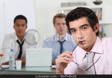 Young businessmen stock photo, Young businessmen by photography33