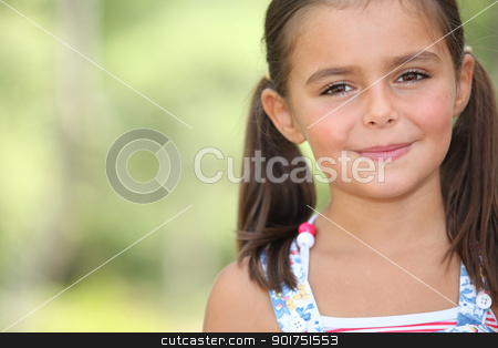 Young girl stock photo, Young girl by photography33