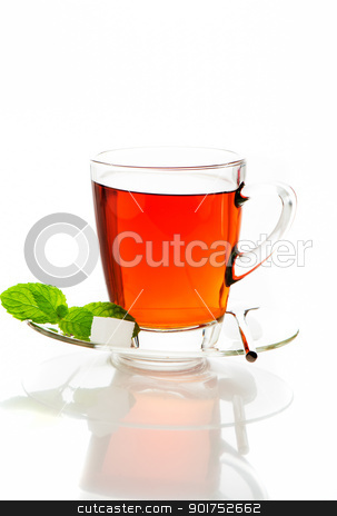 A cup of tea stock photo, A cup of tea by p.studio66