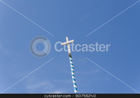 Cross: symbol of Christ stock photo, Cross: symbol of Christ by Sacha Ferrarelli