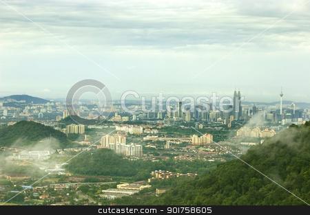 Kuala Lumpur City View  stock photo, Kuala Lumpur City View  by szefei