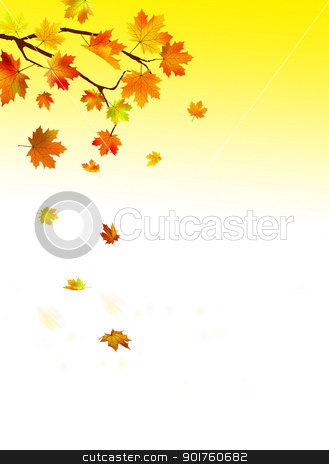 Autumn stock photo, Small story about autumn by Diana