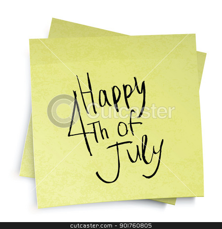 Independence day reminder. Vector, eps10 stock photo, Independence day reminder. Vector, eps10 by pashabo