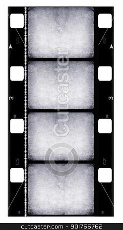 16 mm Film roll stock photo, 16 mm Film roll,2D digital art by Janaka Dharmasena