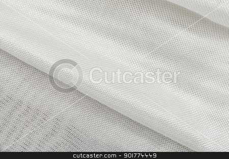 fiberglass cloth texture stock photo, folded fiberglass cloth texture and background by Marek Uliasz