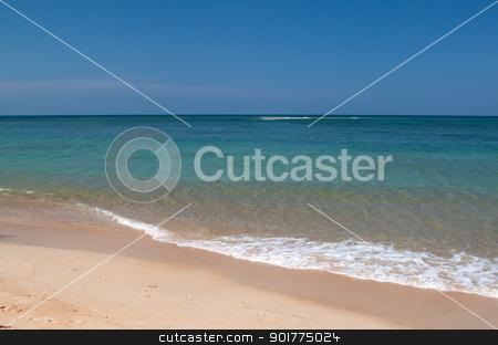 Beach in eastern Thailand  stock photo, Beach in Andaman sea eastern Thailand by Ekkapon