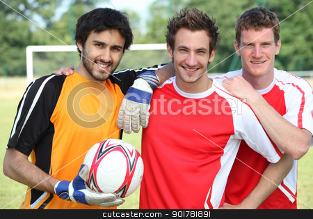Football team stock photo, Football team by photography33