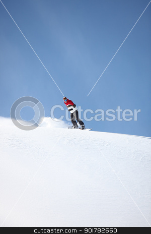 snowboarder stock photo, snowboarder by photography33