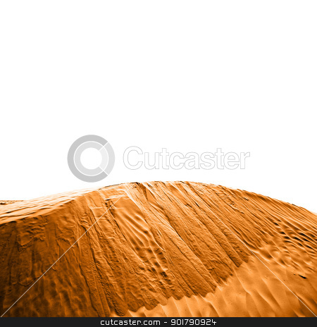 Africa desert stock photo, beautiful day in the dunes of Africa by Viktor Thaut
