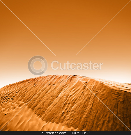 dunes of Africa stock photo, beautiful day in the dunes of Africa by Viktor Thaut