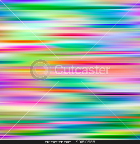 Bright vibrant multicolored abstract paint effect stripes. stock photo, Bright vibrant multicolored abstract paint effect stripes. by Stephen Rees