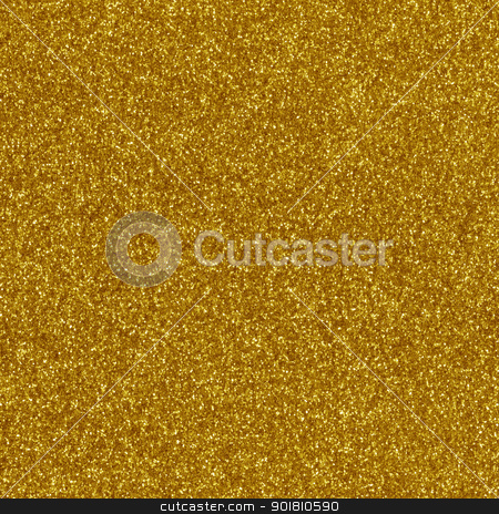 Gold glitter texture macro close up background. stock photo, Gold glitter texture macro close up background. by Stephen Rees