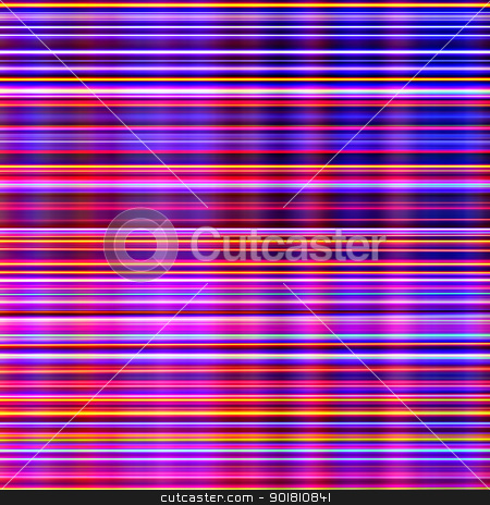 Multicolored glowing lines abstract pattern. stock photo, Multicolored glowing lines abstract pattern. by Stephen Rees