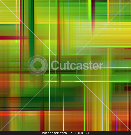 Green and orange vibrant colors abstract pattern background. stock photo, Green and orange vibrant colors abstract pattern background. by Stephen Rees