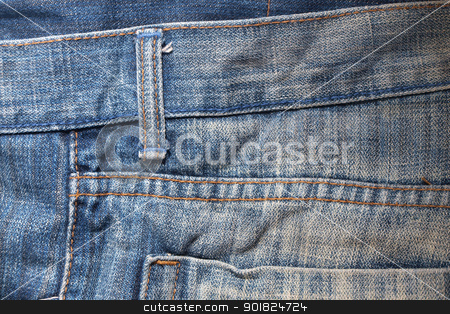 blue denim jeans texture, background stock photo, blue denim jeans texture, background by jakgree