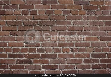 Brick wall stock photo, a high quality brick wall texture. by Jeremy Baumann
