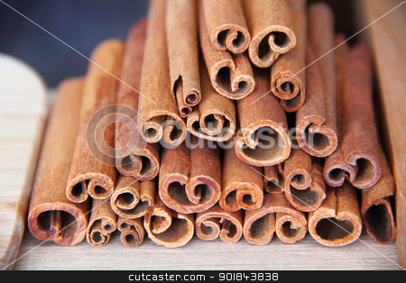 Still life with cinnamon stock photo, Image of still life with cinnamon by Julialine