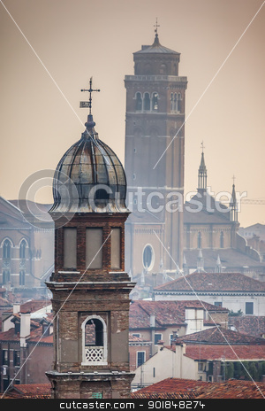 Venice Italy stock photo, An image of the beautiful Venice in Italy by Markus Gann