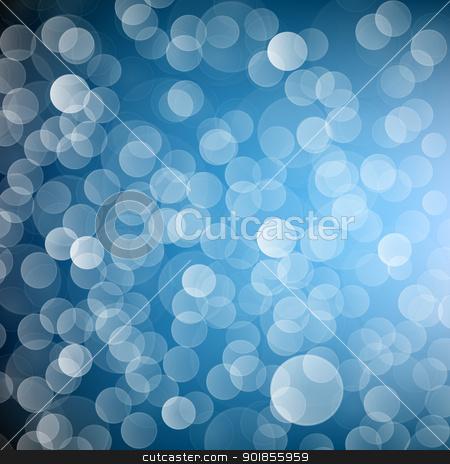 Bokeh background stock vector clipart, Bokeh background by vtorous