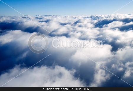 Above the clouds. stock photo, Above the clouds. by Oleksiy Fedorov