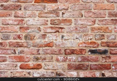 Brick Wall stock photo, Brick Wall by Darren Pullman